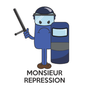 monsieur-repression