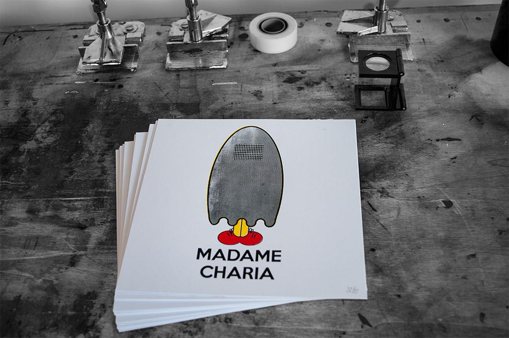 madame charia
