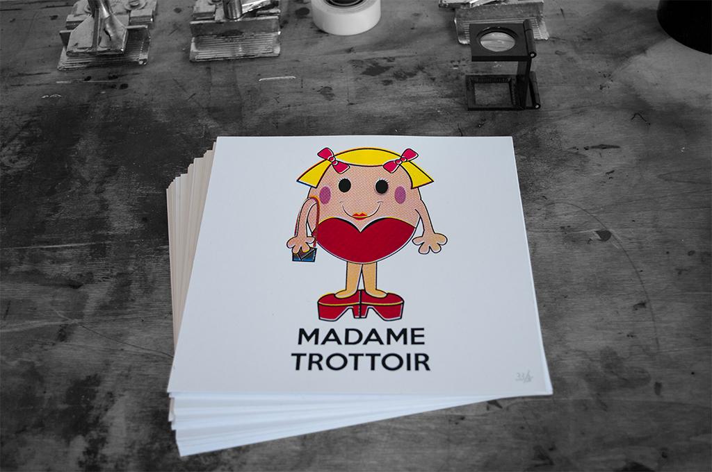 madame trotoir